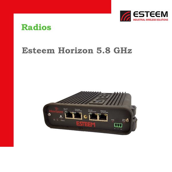Esteem Horizon 5.8 GHz