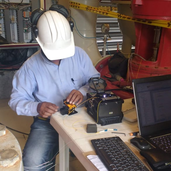 Fiber optic and copper certification